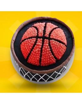 2D Cake - Basketball 1