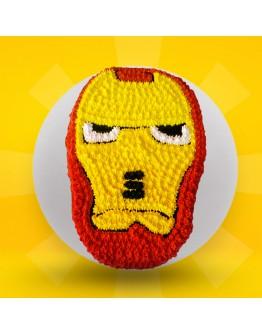 2D Cake - Ironman