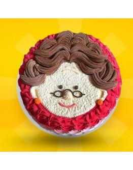 2D Cake - Mrs Mom