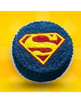2D Cake - Superman