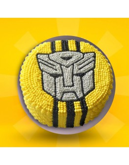 2D Cake - Transformer