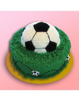 3D Cake - Football