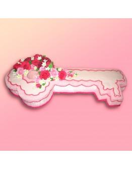Cut Shape Cake - Key Cake 1