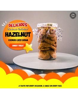 Hazelnut Butter Soft Cookie