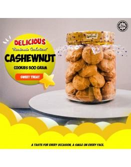 Cashewnut Butter Soft Cookie