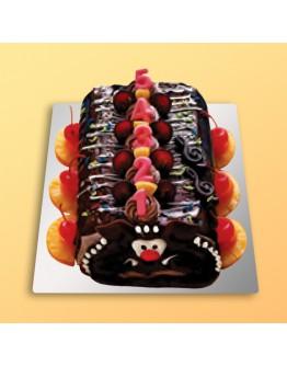 Cut Shape Cake - Black Forest 2
