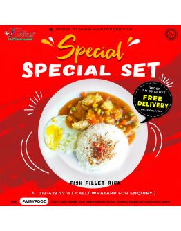Fish Fillet Rice
