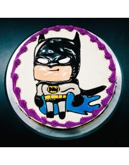 Piping Jelly Cake ( Batman 3 )