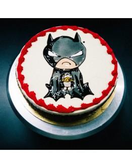 Piping Jelly Cake ( Batman 5 )