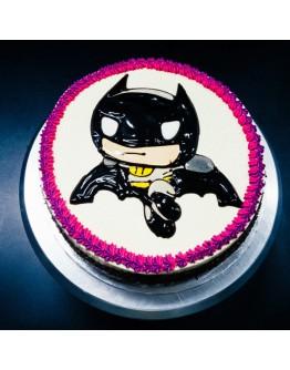 Piping Jelly Cake ( Batman 6 )