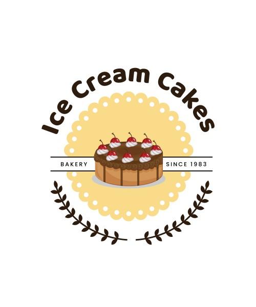 Ice Creams Cakes