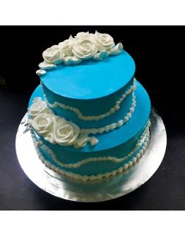 Blue-Hued Wedding Inspiration